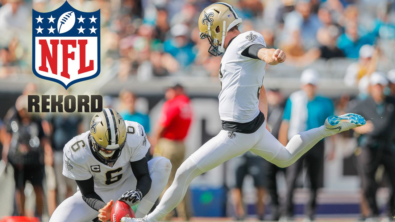 7. Spieltag - Will Lutz (New Orleans Saints) - Bildquelle: Getty