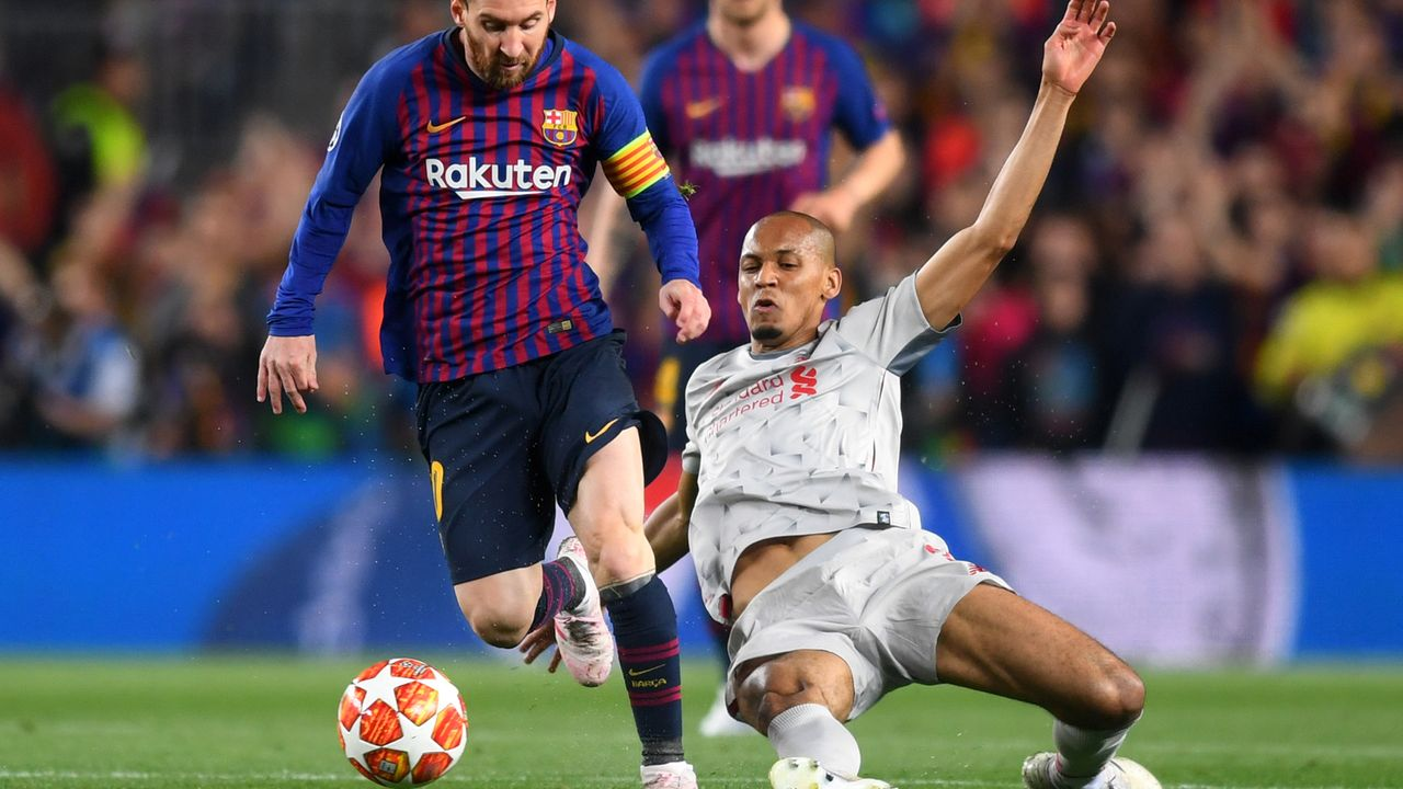 Fabinho - Bildquelle: Getty