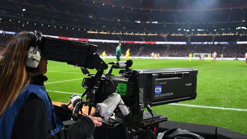 BBC und Sky sichern sich Übertragungsrechte für die WSL - Bildquelle: AFPSIDGABRIEL BOUYS