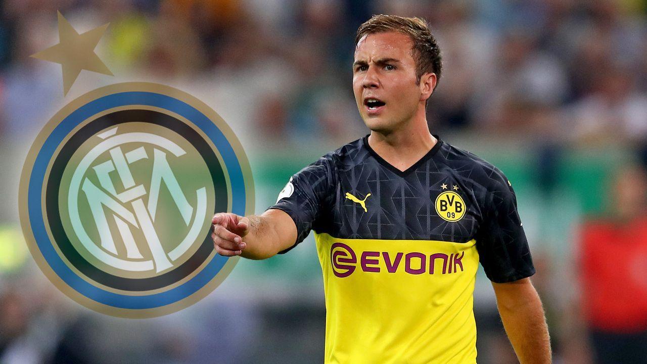 Mario Götze (Borussia Dortmund) - Bildquelle: 2019 Getty Images