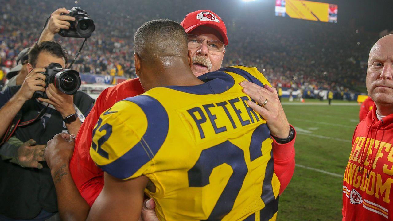 Marcus Peters (Los Angeles Rams) - Bildquelle: imago