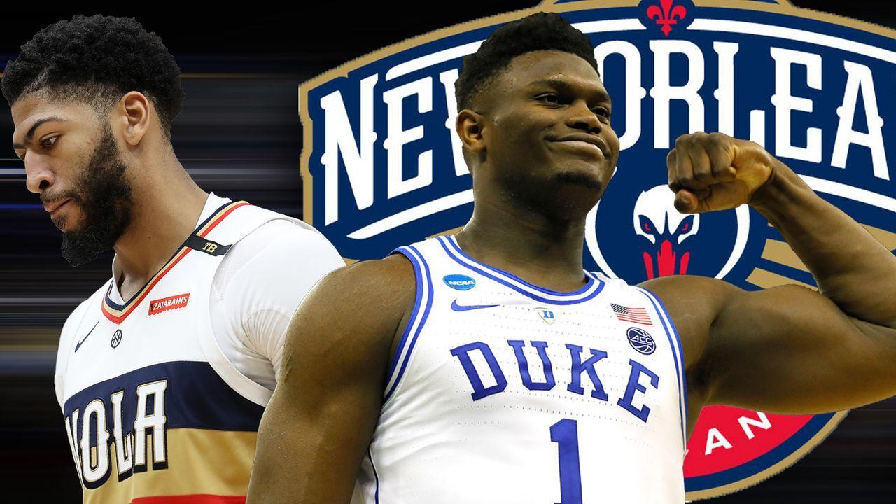 NBA Draft 2019: Der Sieger des Abends kommt aus New Orleans - Bildquelle: 2013 Getty Images