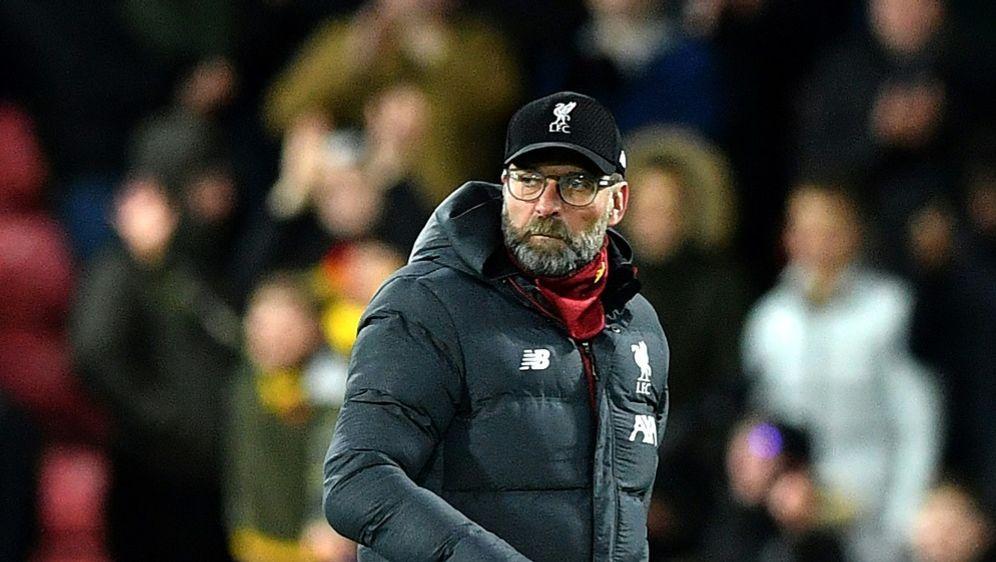 FA Cup: Klopp trifft mit dem FC Liverpool auf Chelsea - Bildquelle: AFPSIDJustin TALLIS