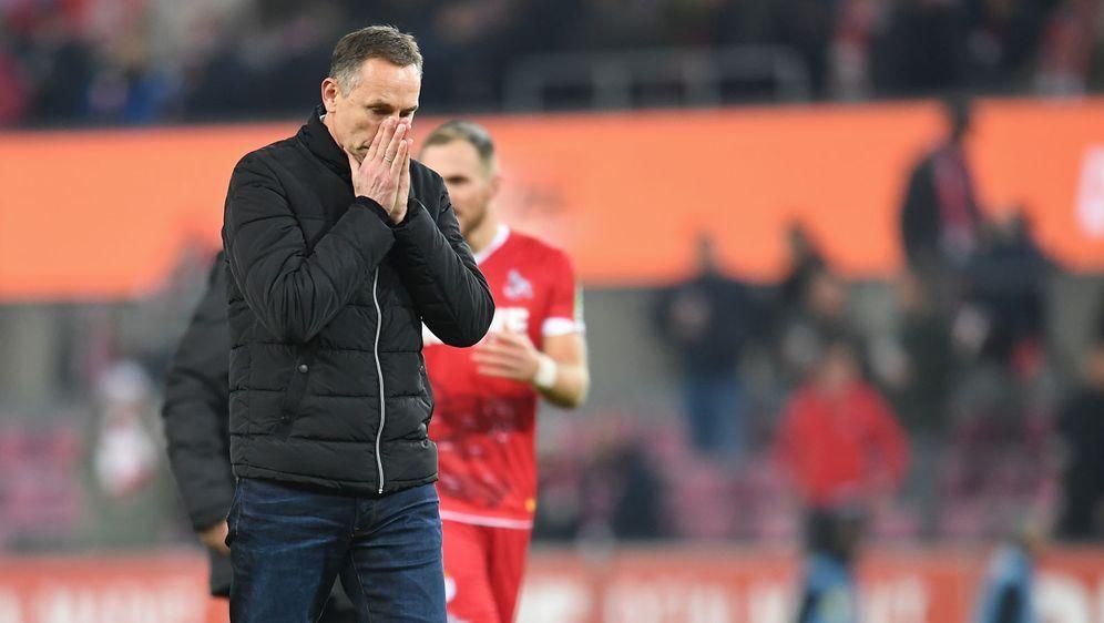 Nicht mehr Trainer des 1. FC Köln: Achim Beierlorzer (51). - Bildquelle: 2019 Getty Images