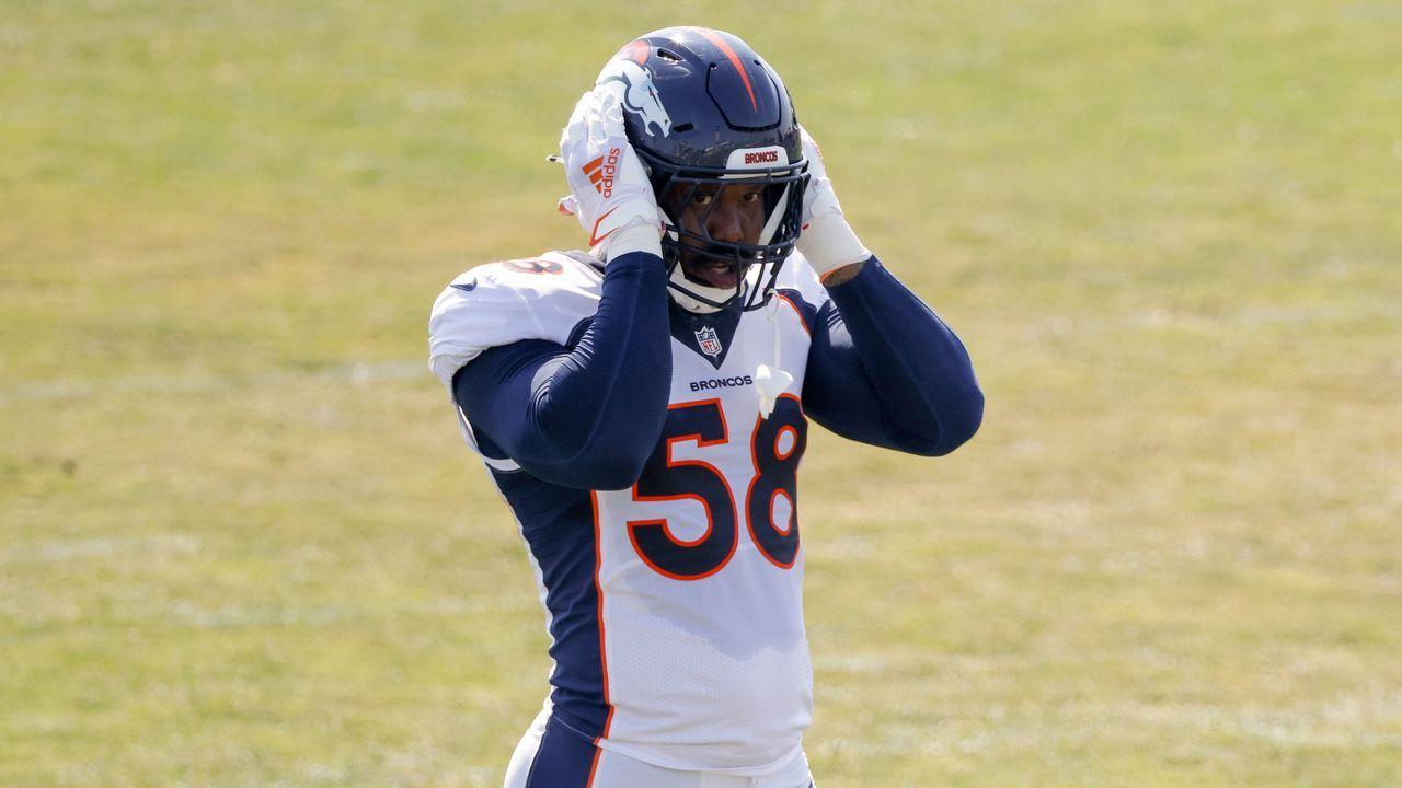 Platz 6: Von Miller (Denver Broncos) - Bildquelle: 2020 Getty Images