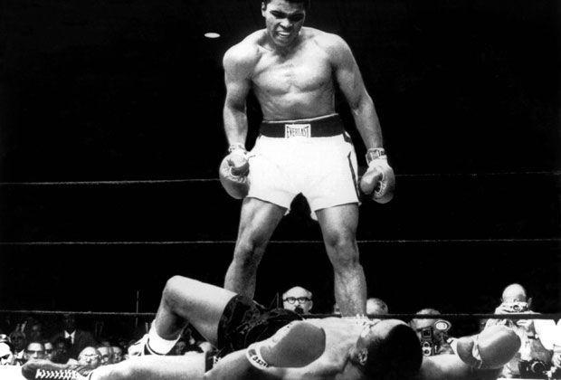 Muhammad Ali vs. Sonny Liston - Bildquelle: imago