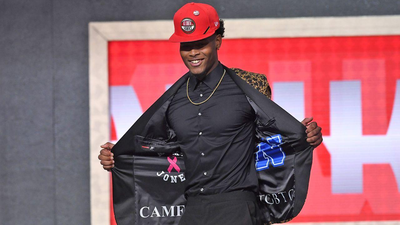 Pick 10: Cam Reddish - Atlanta Hawks - Bildquelle: 2019 Getty Images