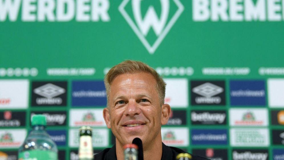 Werder Bremen gilt als heißster Aufstiegskandidat - Bildquelle: AFPPOOLSIDCARMEN JASPERSEN