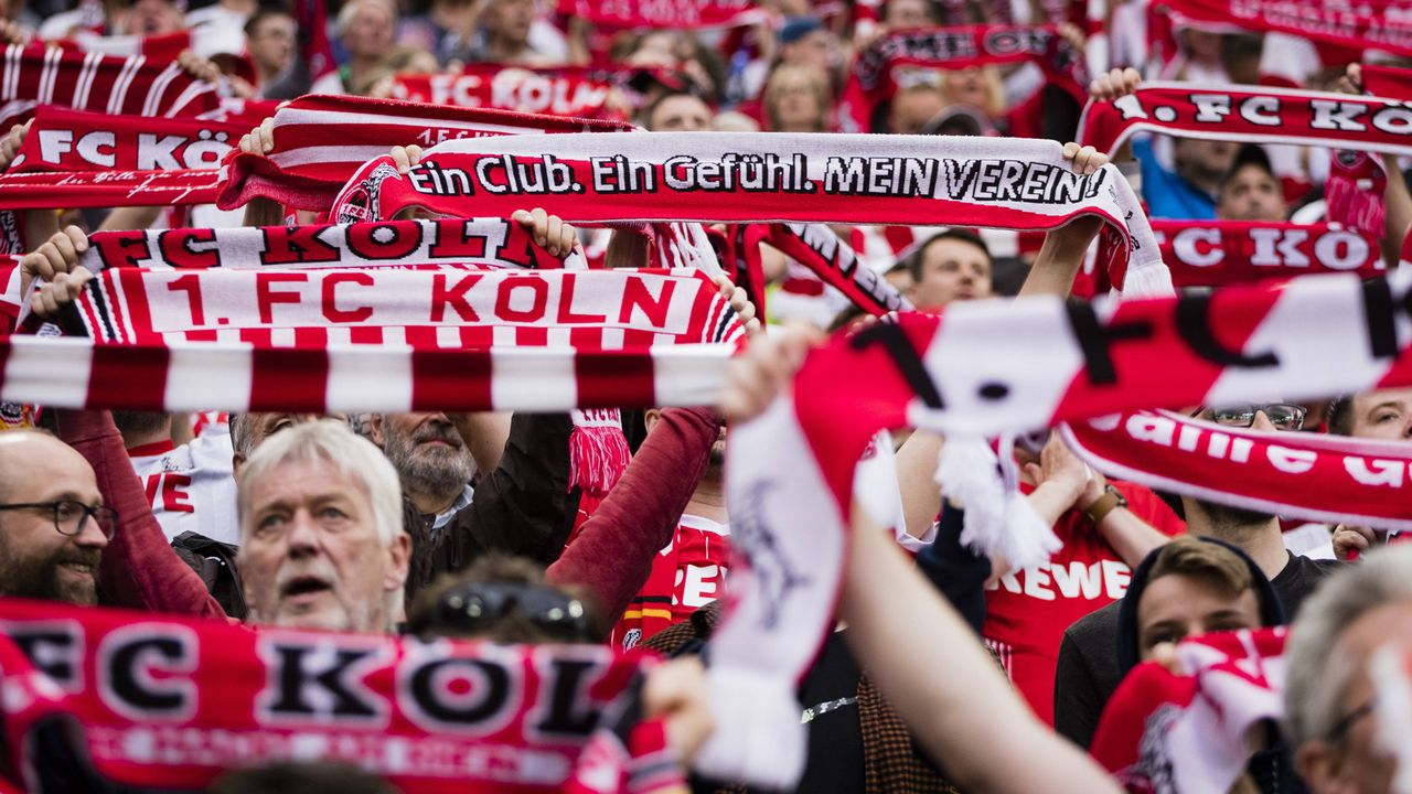 1. FC Köln - Bildquelle: imago/Moritz Müller