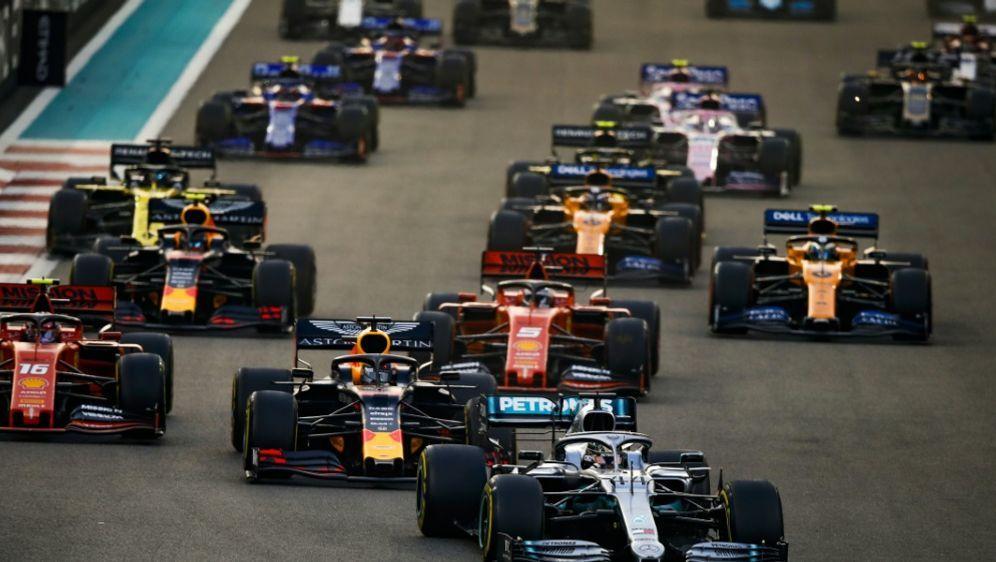 Letztmals wurde 2011 ein Formel-1-Rennen abgesagt - Bildquelle: PIXATHLONPIXATHLONSID