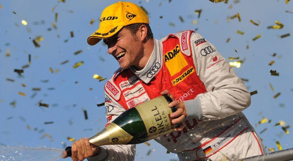 Das ist DTM-Experte Timo Scheider - Bildquelle: imago sportfotodienst