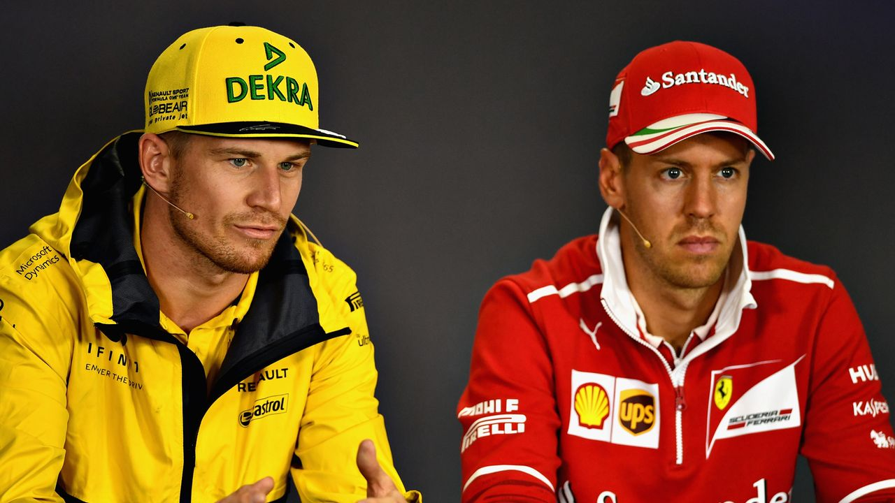 Nach Aus bei Renault: Das sind die Optionen von Nico Hülkenberg - Bildquelle: 2017 Getty Images