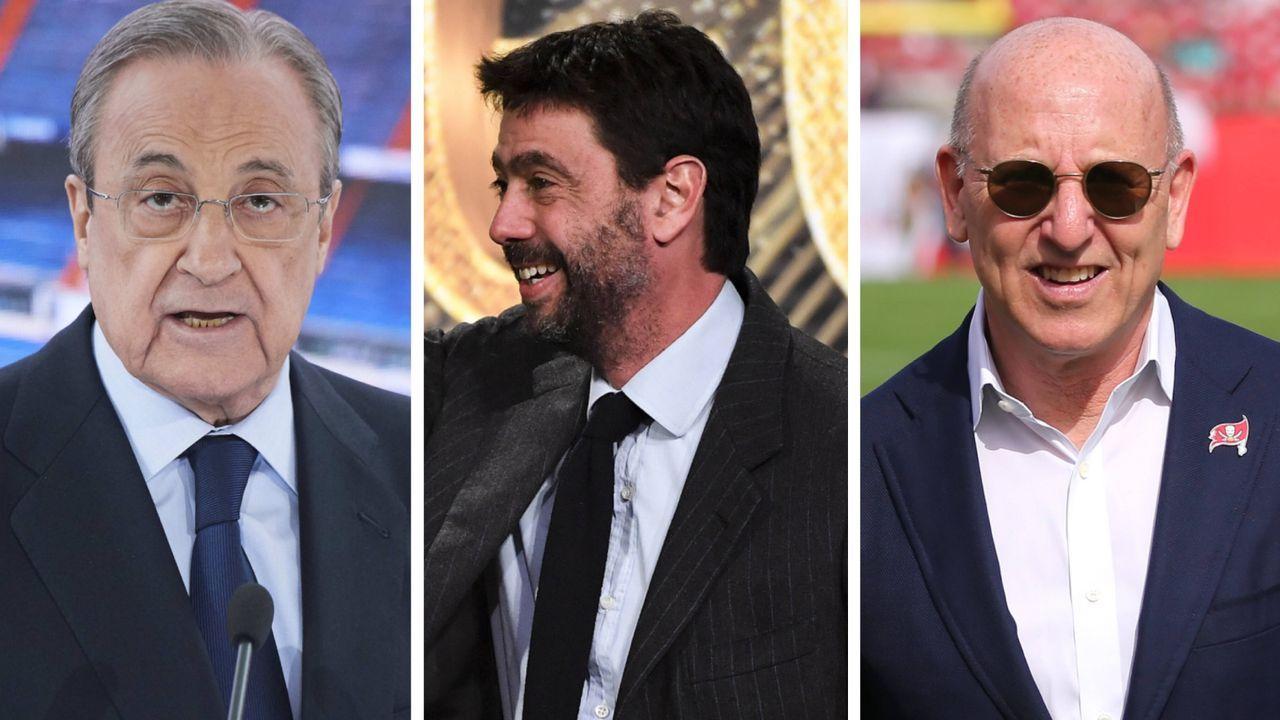 Keine Super League: Diese Funktionäre haben sich bis auf die Knochen blamiert - Bildquelle: Imago