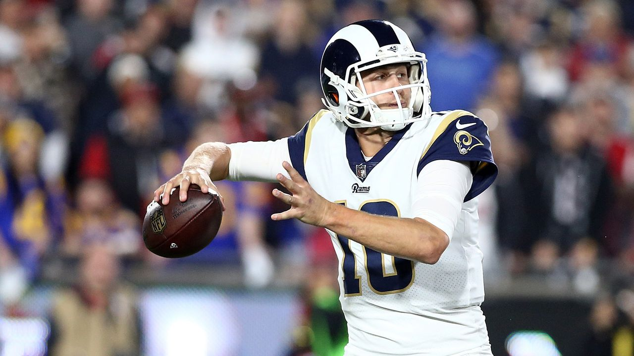 Platz 6: Los Angeles Rams - Bildquelle: 2018 Getty Images