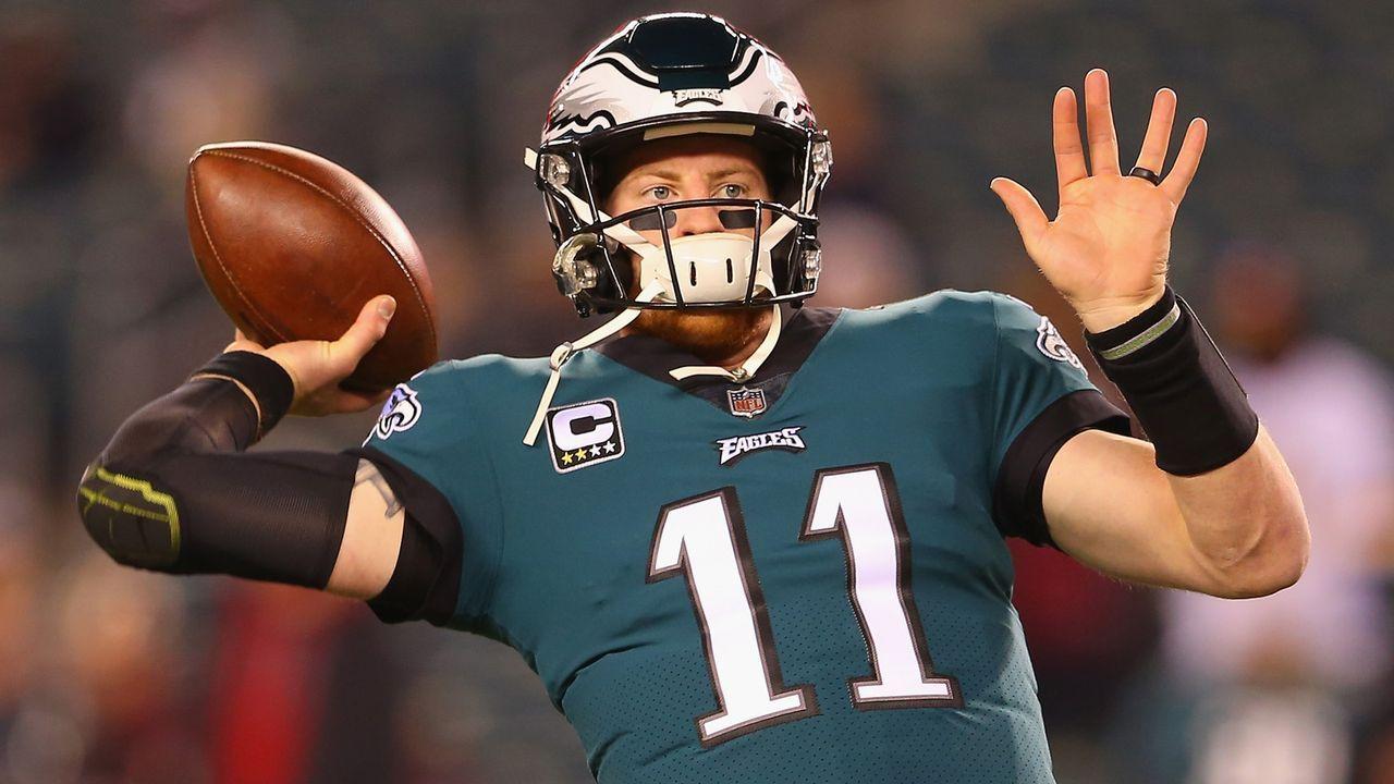 Platz 25 - Philadelphia Eagles - Bildquelle: 2019 Getty Images
