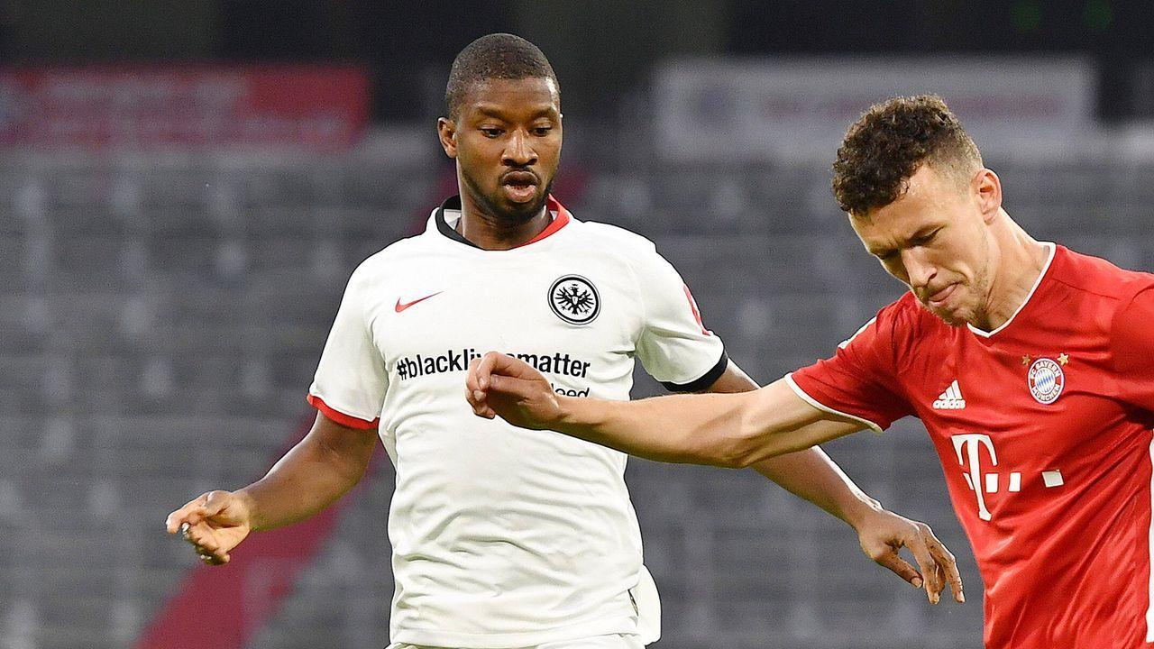 Eintracht Frankfurt: Almamy Toure - Bildquelle: Imago
