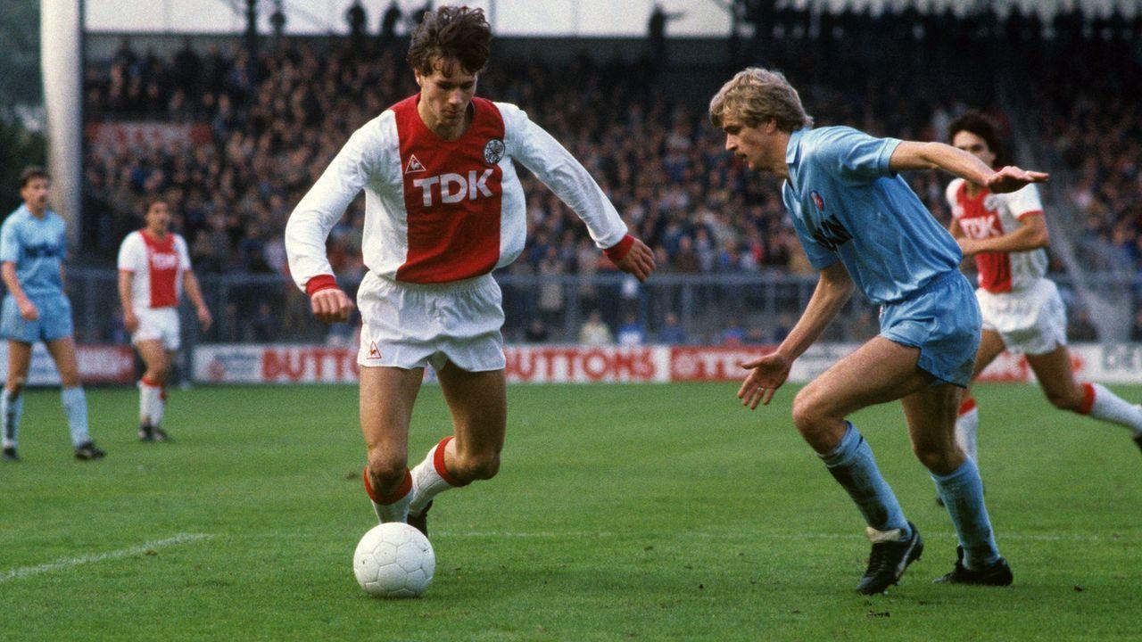 Marco van Basten (Ajax Amsterdam) - Bildquelle: imago/VI Images