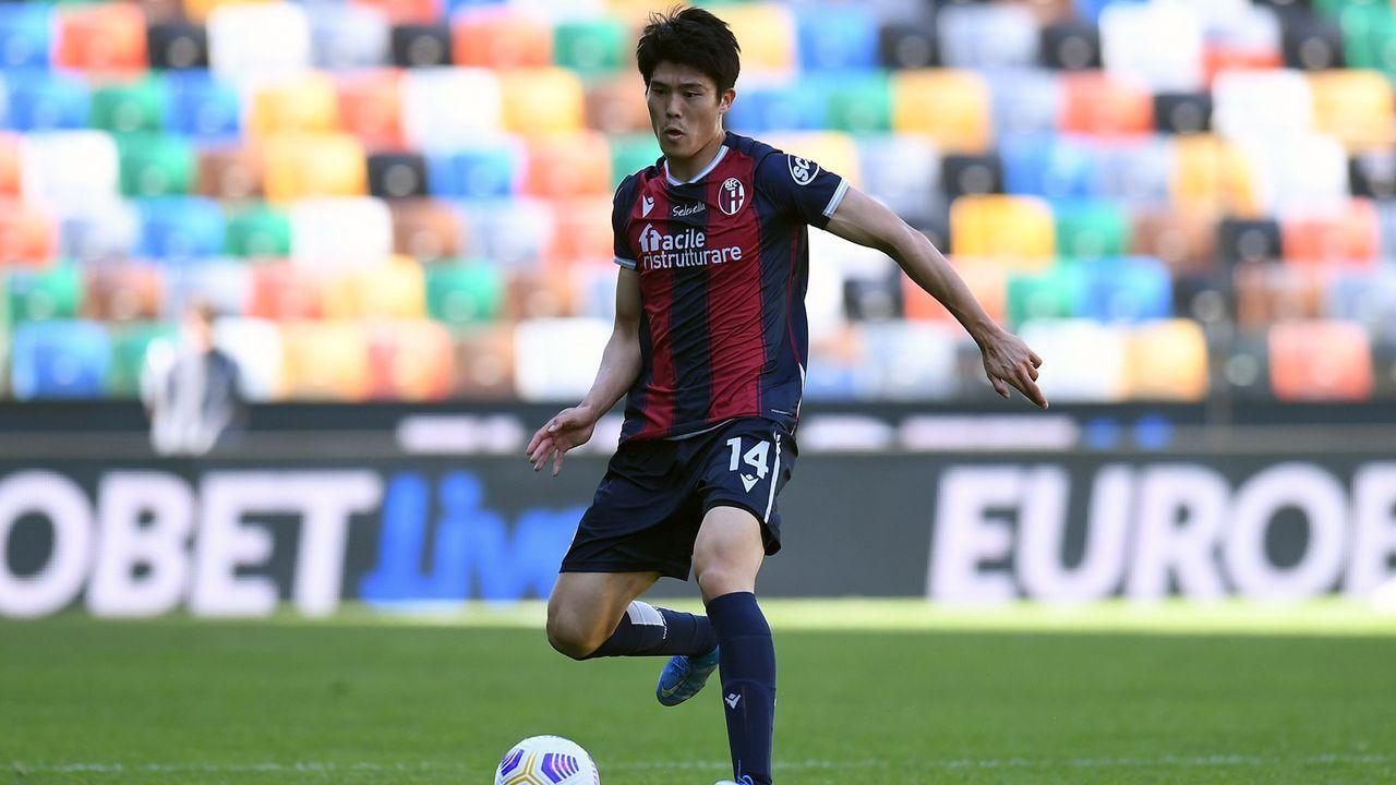Takehiro Tomiyasu (Japan/FC Bologna) - Bildquelle: 2021 Getty Images