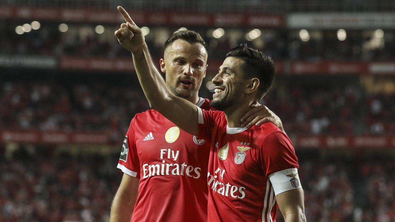 Topf 2: Benfica Lissabon - Bildquelle: imago images / ZUMA Press