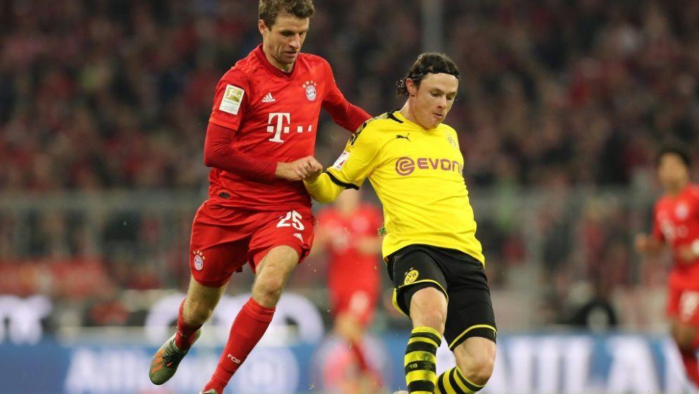 Sportwetten: Bayern als Favorit zum BVB - Bildquelle: FIROFIROSID