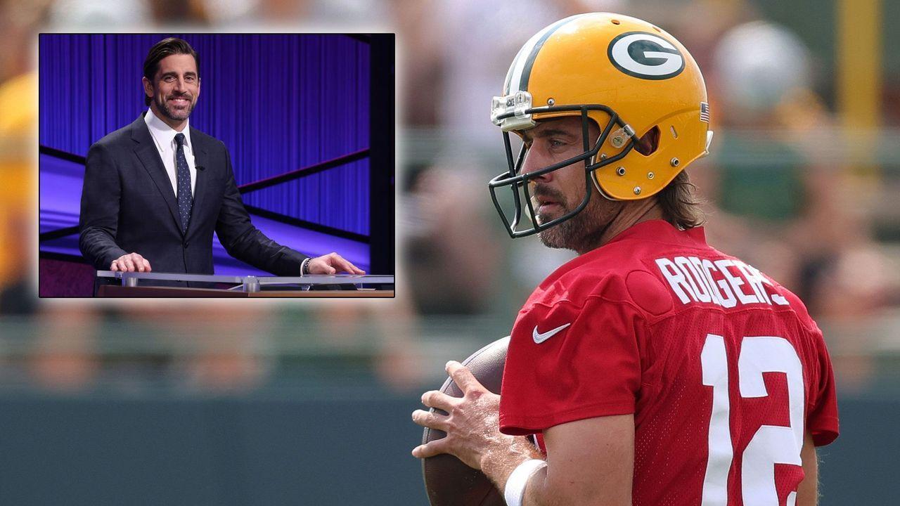 """""""Hätte den Job angenommen"""": Rodgers mit neuer Chance als """"Jeopardy!""""-Host? - Bildquelle: getty"""