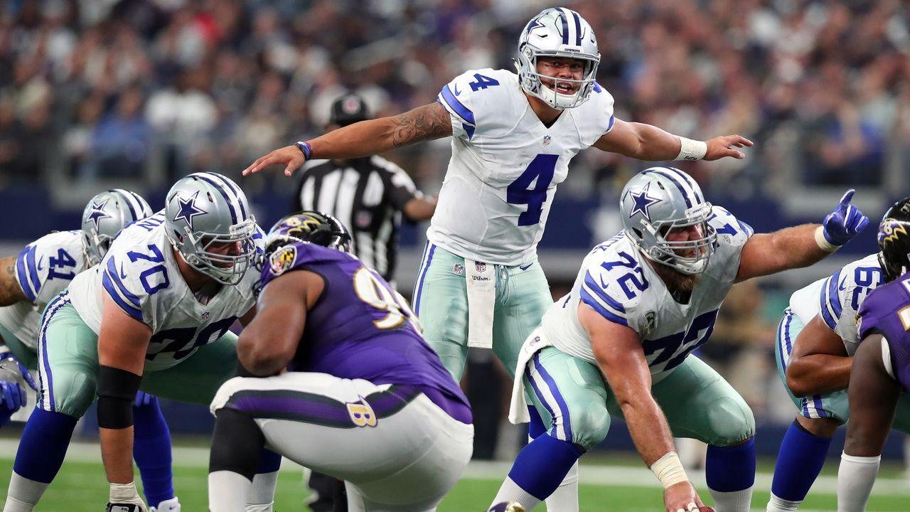 13. Spieltag: Dallas Cowboys @ Baltimore Ravens - Bildquelle: 2016 Getty Images