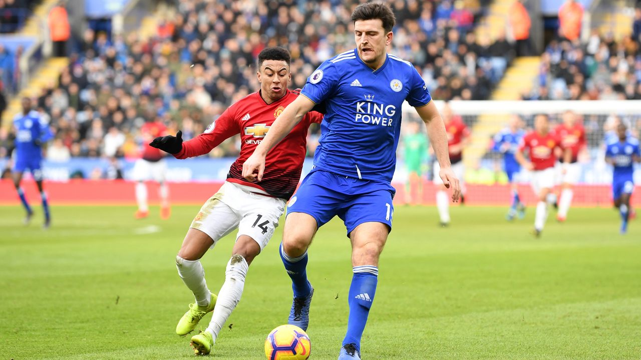 Harry Maguire (Leicester City) - Bildquelle: 2019 Getty Images