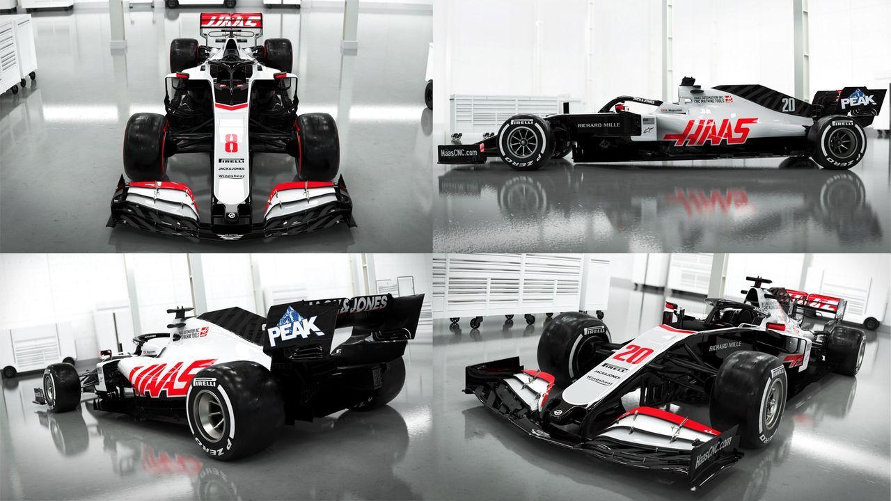 Haas F1 - Bildquelle: Twitter @HaasF1Team