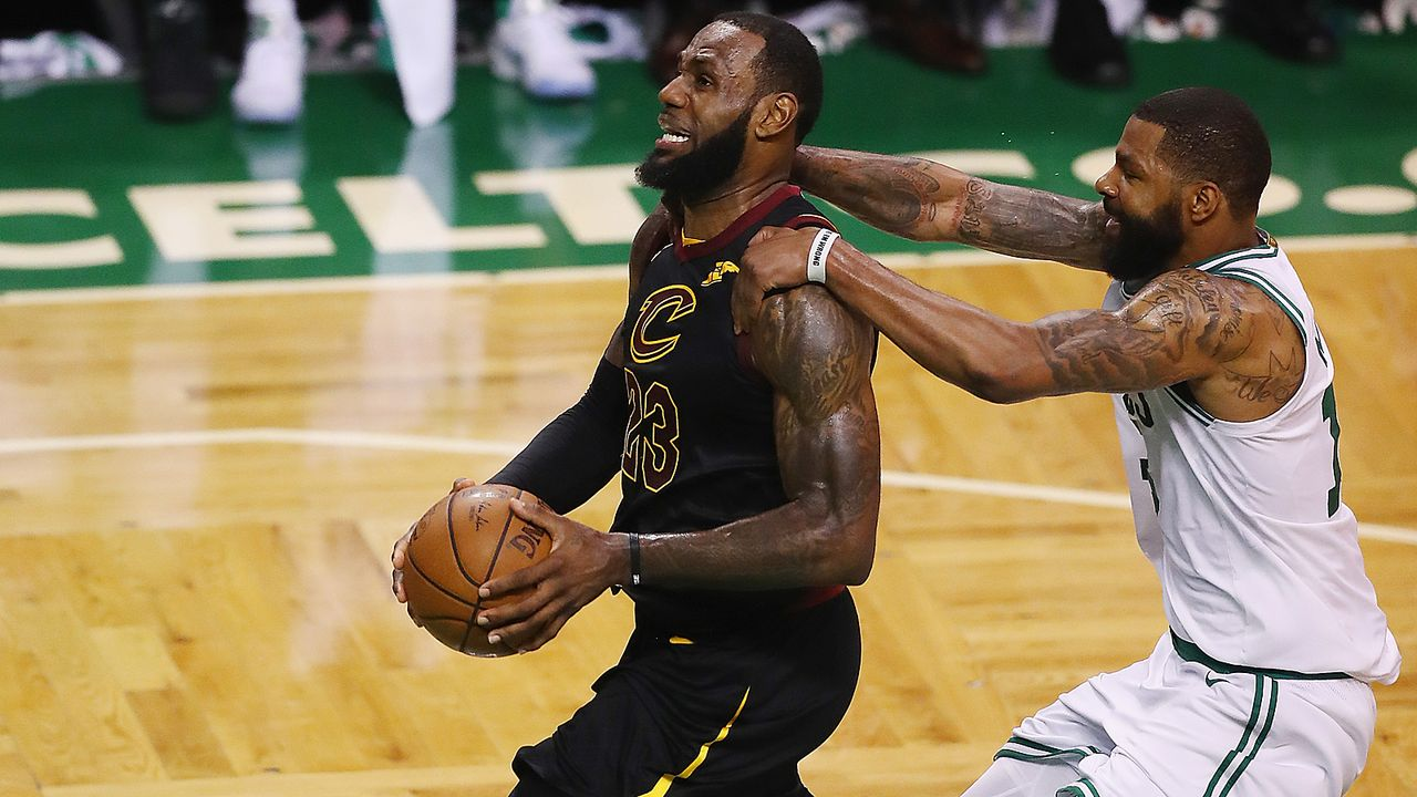Knackt LeBron den Scoring-Rekord? - Bildquelle: 2018 Getty Images