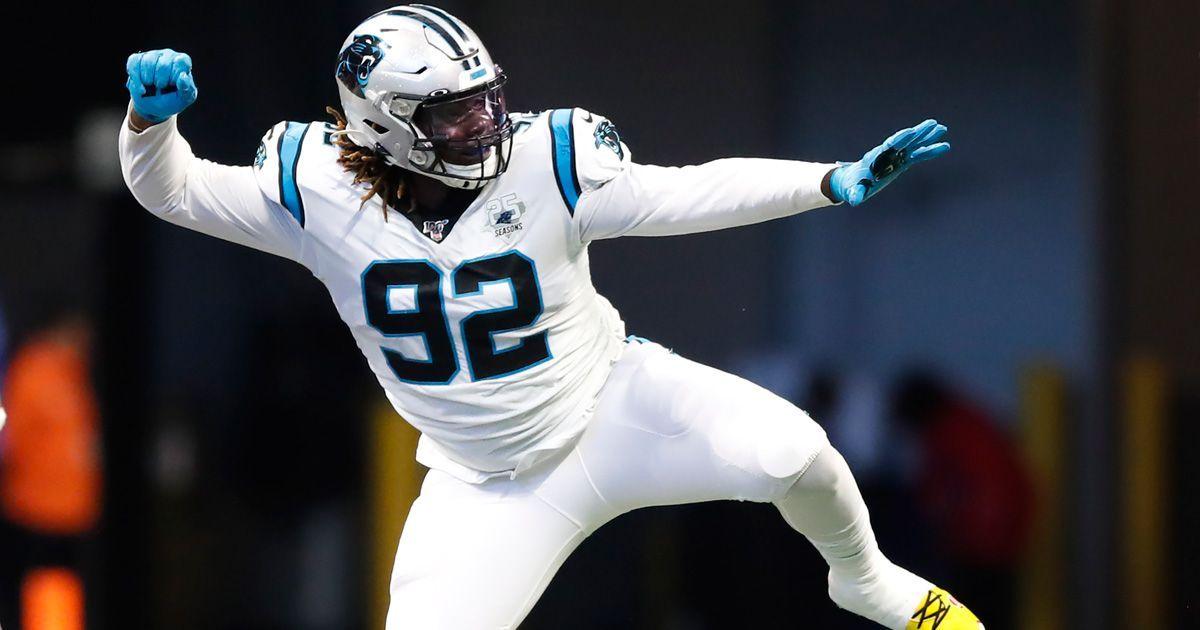 Carolina Panthers: Vernon Butler (Defensive Tackle, 30. Pick 2016) - Bildquelle: getty