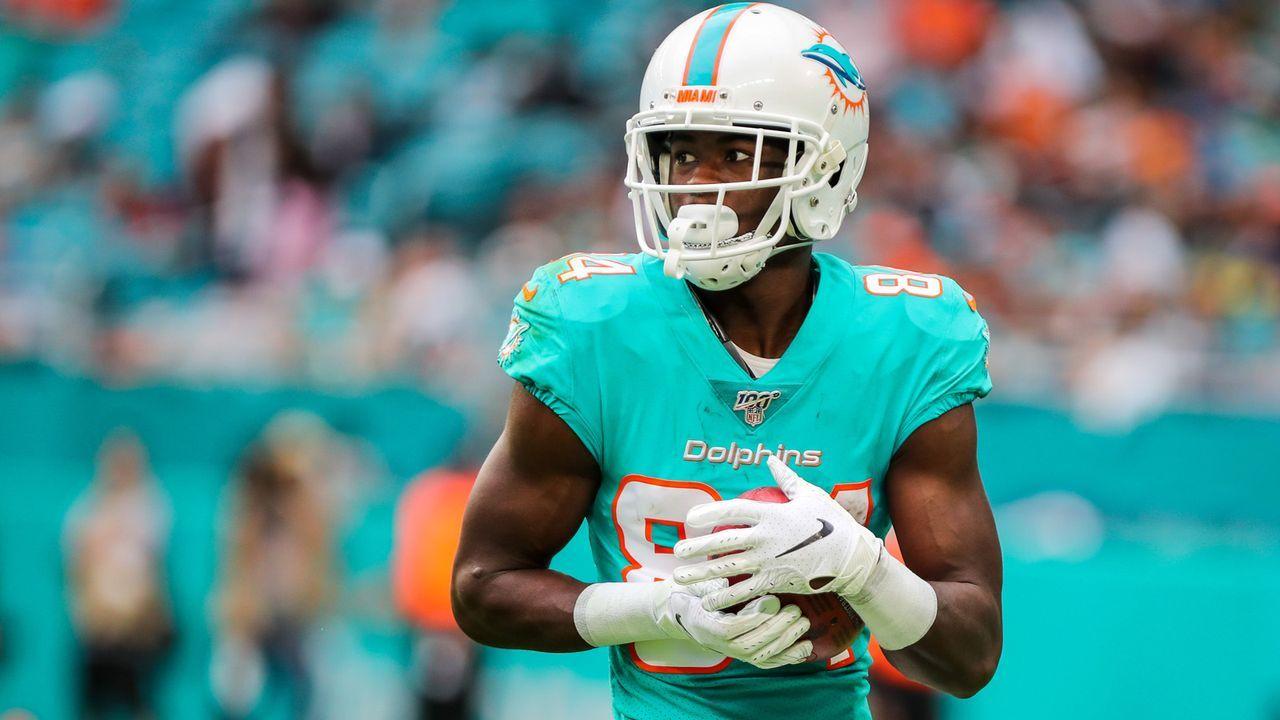 Platz 3 - Miami Dolphins - Bildquelle: 2020 imago