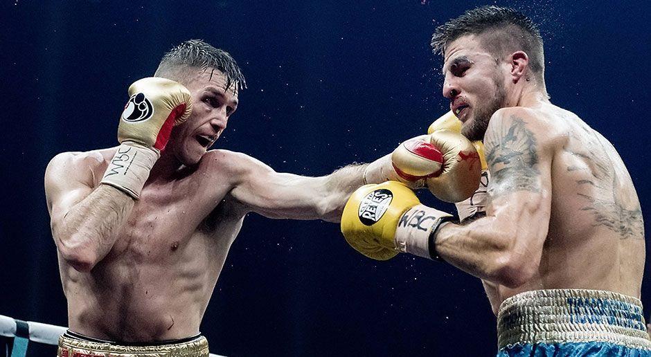 2. Halbfinale (Supermittelgewicht): Callum Smith (ENG) vs. Jürgen Brähmer (DEU) - Bildquelle: imago