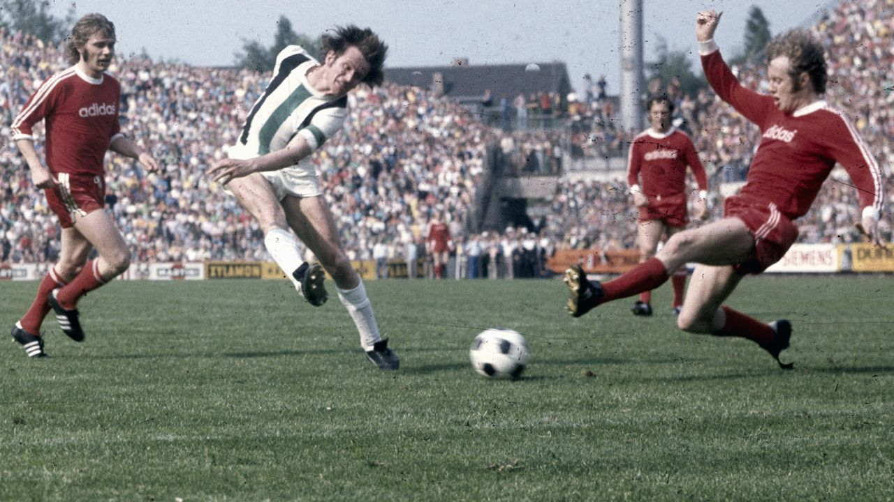 Borussia Mönchengladbach - FC Bayern München 5:0 (1973/74) - Bildquelle: imago/Horstmüller