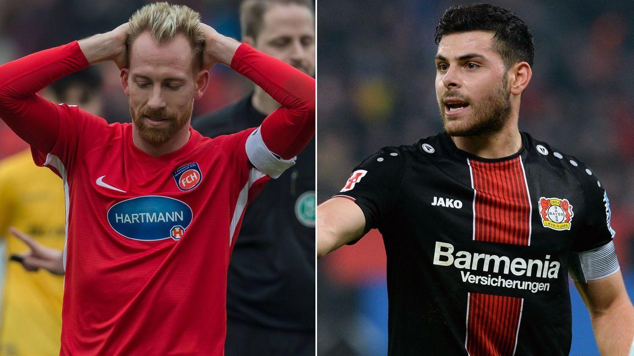 1. FC Heidenheim - Bayer Leverkusen 0:2 - Bildquelle: Imago