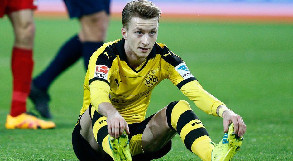 Marco Reus wechselt zum BVB - Bildquelle: 2016 Getty Images