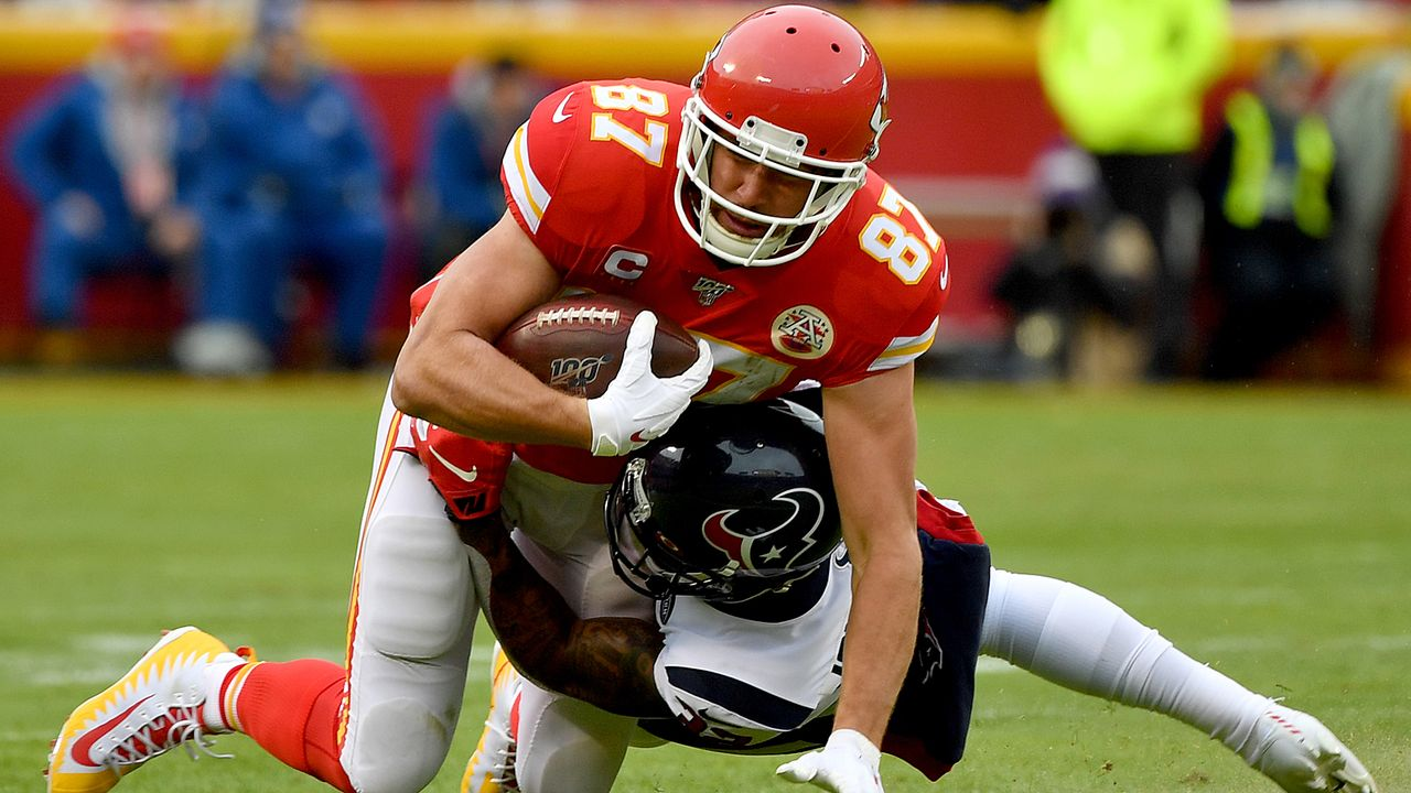 Travis Kelce (Kansas City Chiefs) - Bildquelle: getty