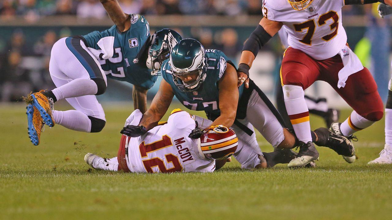 Verlierer: Washington Redskins - Bildquelle: Getty