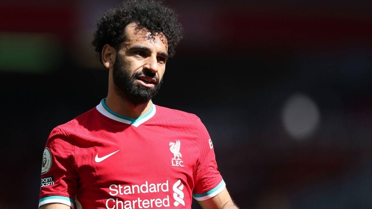 Mo Salah (FC Liverpool) - Bildquelle: imago images/Action Plus