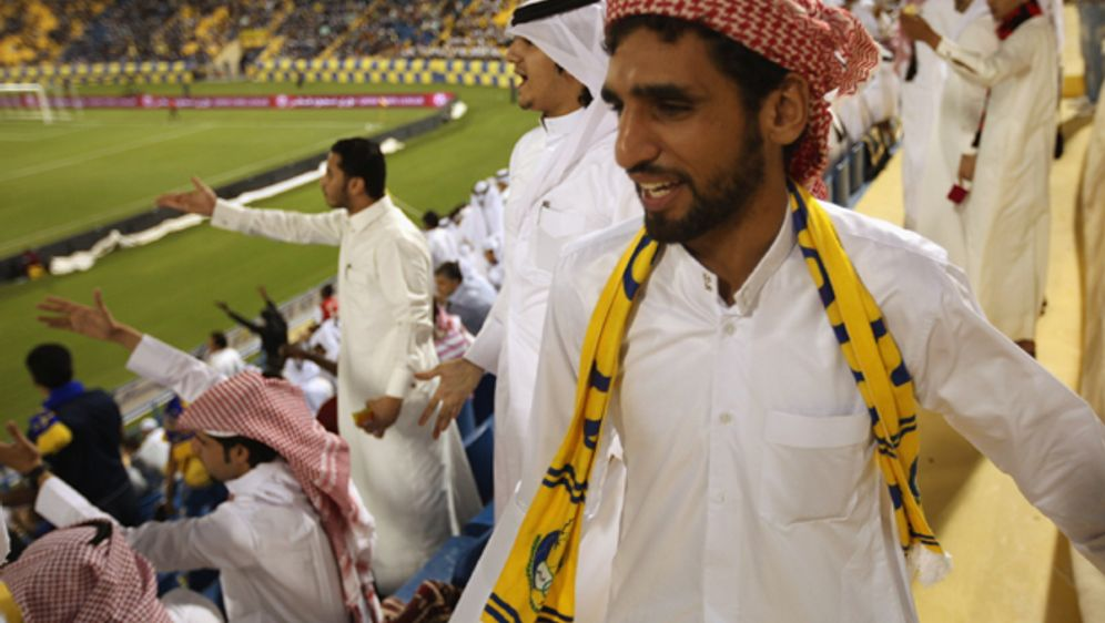 Eine Fankultur gibt es in Katar bislang nicht. - Bildquelle: getty