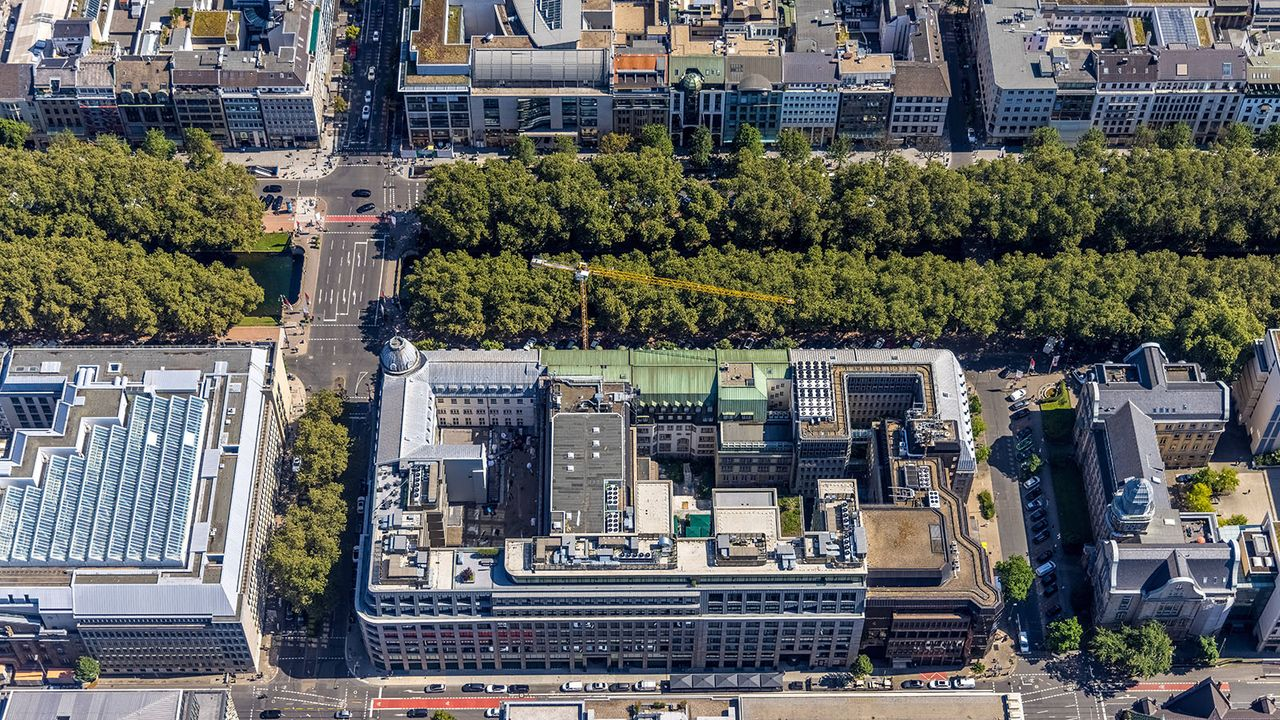 Düsseldorf: Fakten  - Bildquelle: imago images/Hans Blossey
