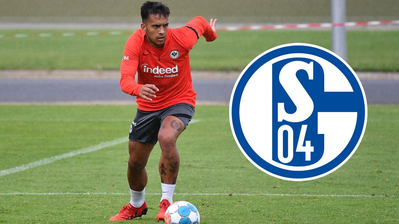 Rodrigo Zalazar (FC Schalke 04) - Bildquelle: imago images/Jan Huebner