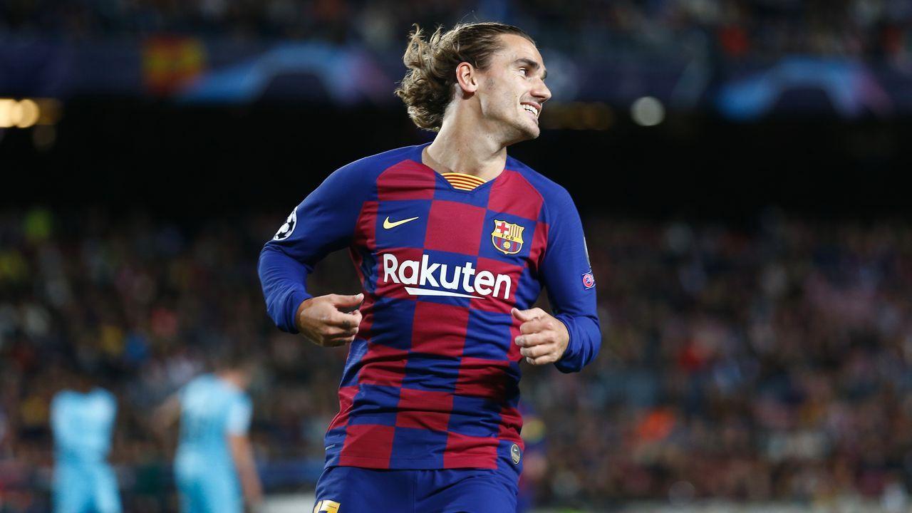 Antoine Griezmann (FC Barcelona) - Bildquelle: imago