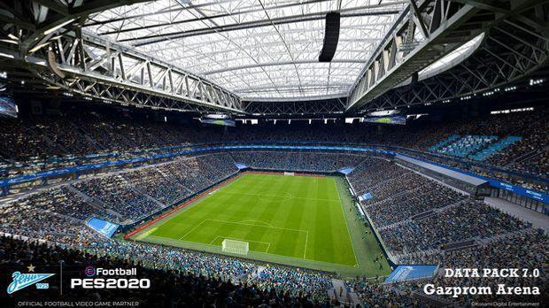 Gazprom Arena PES