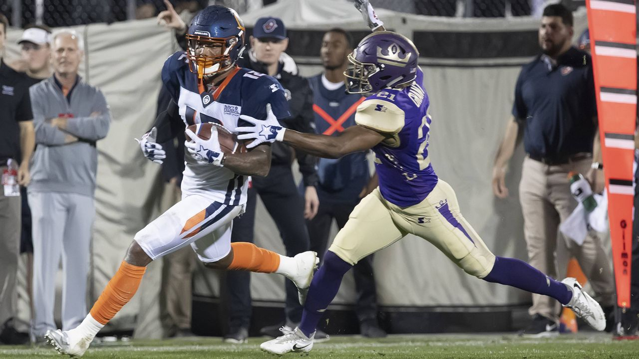 Charles Johnson (Wide Receiver, Orlando Apollos) - Bildquelle: imago/ZUMA Press