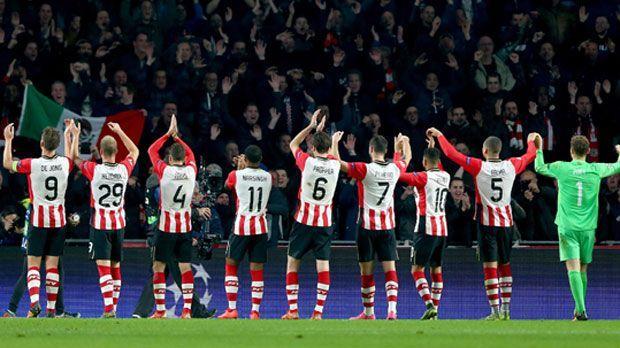 PSV Eindhoven - Bildquelle: 2015 Getty Images
