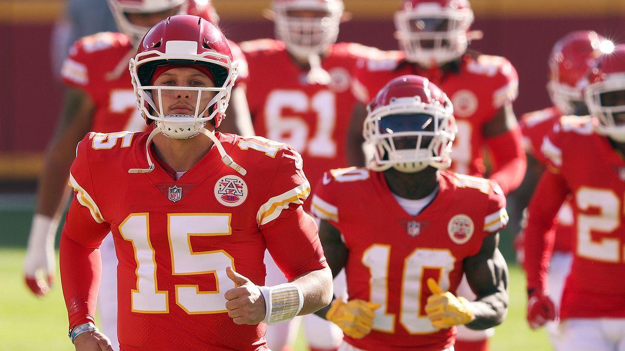 Kansas City Chiefs - Bildquelle: Imago Images