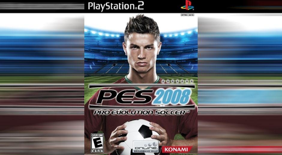 PES 2008 - Bildquelle: Konami