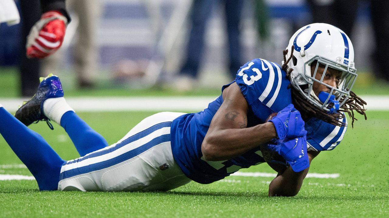 Platz 10: T.Y. Hilton (Indianapolis Colts) - Bildquelle: imago