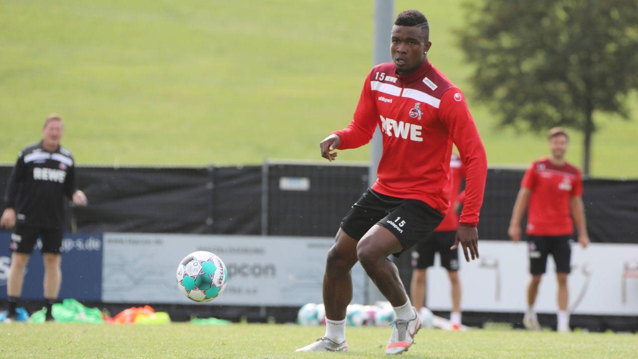 Jhon Cordoba (Hertha BSC Berlin) - Bildquelle: imago images/Eduard Bopp