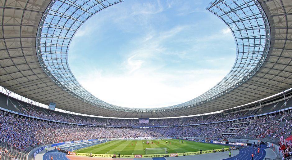 EM-Stadion: Olympiastadion Berlin - Bildquelle: 2016 Getty Images